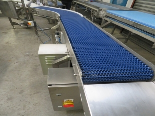 Lot No. 63 - LAC Modular Conveyor