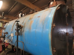 Byworth SXA 6000 Steam Boiler