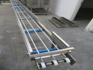 Lot No. 55 - Straight Conveyor