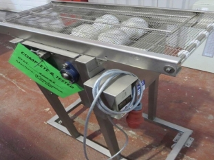 Wire Belt Conveyor