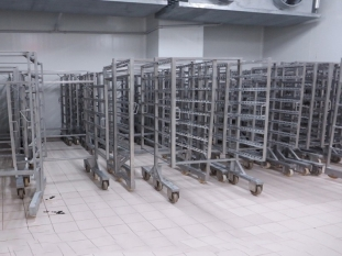 Smoker / Cooker Trolleys
