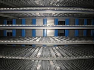 Heinen Spiral Freezer Arctic, Type A 6/12