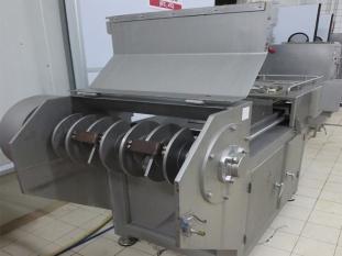 Xiaojin QP5230 Frozen Meat Cutter / Flaker