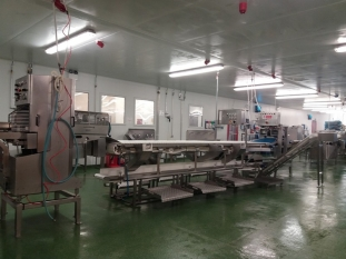 Carnitech Filleting and Trimming Line