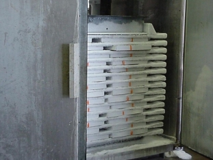 Gram 15 Station Horizontal Plate Freezer