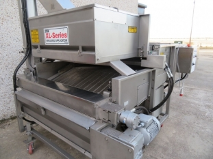 JBT Stein XL-42F Breading Applicator / Flour Coater / Preduster